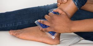 Cómo quitar el dolor de tobillo
