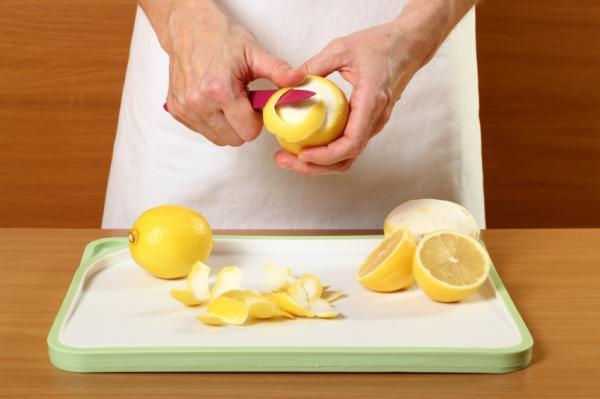 Propiedades del limón - Fruta antiedad