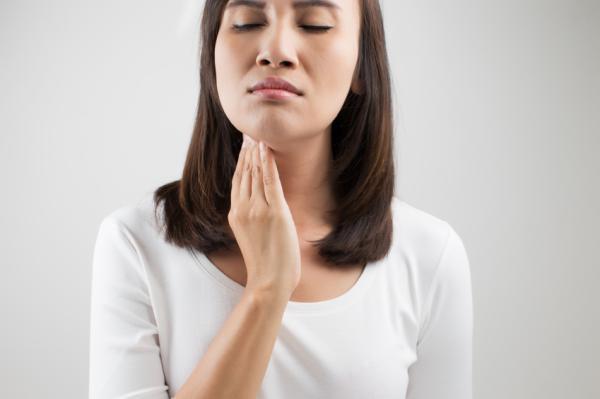 Por qué no menstrúo si soy regular - Problemas de menstruación por tiroides