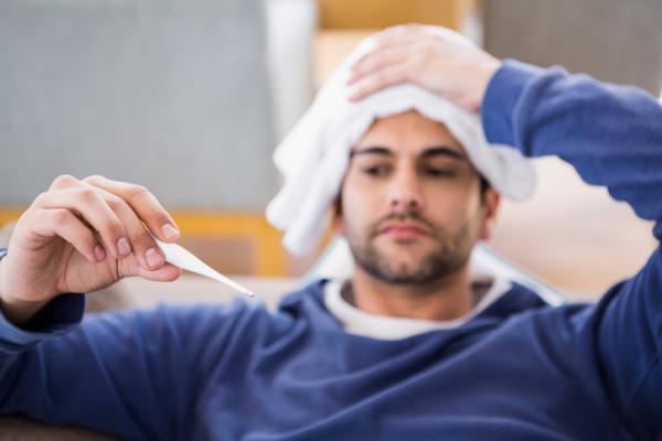 Cuánto dura la fiebre en una gripe