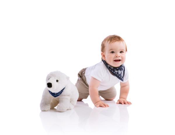 ¿A qué edad se sientan los bebés? - Consejos en caso de que tu bebé no quiera sentarse