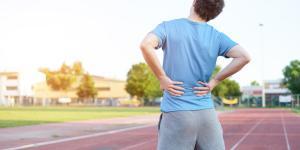 Cómo quitar una contractura en la espalda