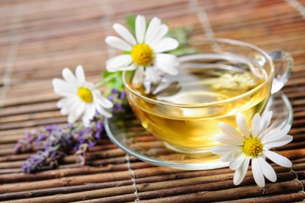 Cómo bajar la creatinina con remedios naturales - Infusión de manzanilla para bajar la creatinina
