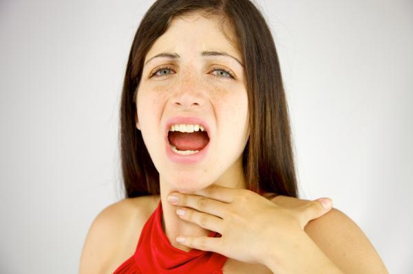 Remedios caseros para el picor de garganta - Por qué siento picor en la garganta
