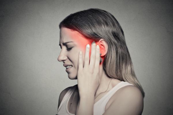 Hormigueo en la cara: causas - Hormigueo en la cara y dolor de oído: causas