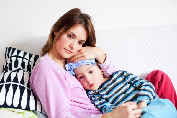 Síntomas de influenza en niños - Consejos en caso de síntomas de influenza en niños