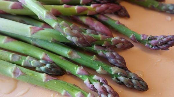 Alimentos afrodisíacos para la mujer - Espárragos