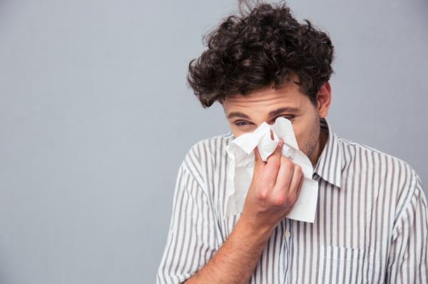 Por qué sale sangre por la nariz de repente - Otras causas de sangrado por la nariz