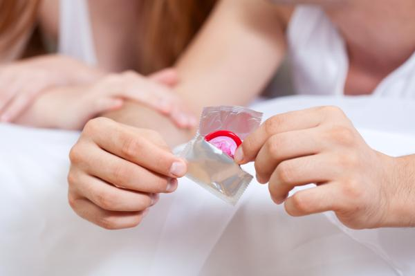 Causas menos probables de la ampollas en el glande