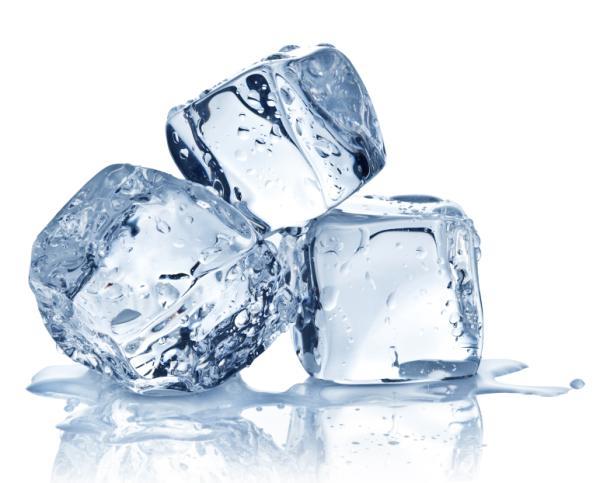 Uso del hielo para desinflamar - Efectos del hielo