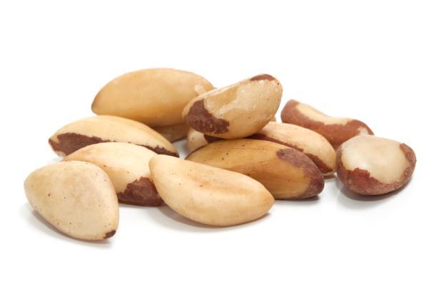 Propiedades medicinales de las nueces de Brasil - Elimina el acné consumiendo castañas de pando