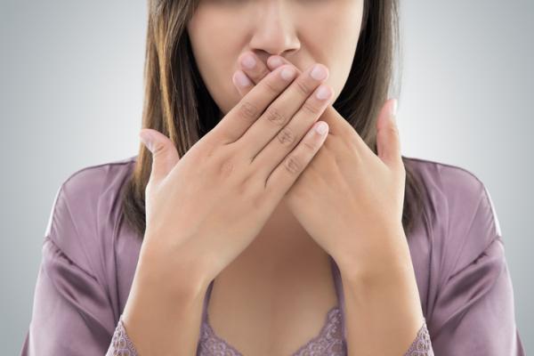 Falta de aire al hablar: causas