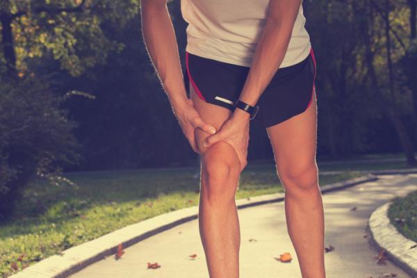 Pinchazos en la rodilla: causas - Cómo es la articulación de la rodilla