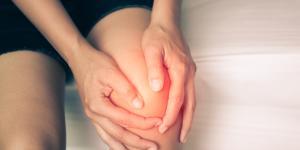 Pinchazos en la rodilla: causas