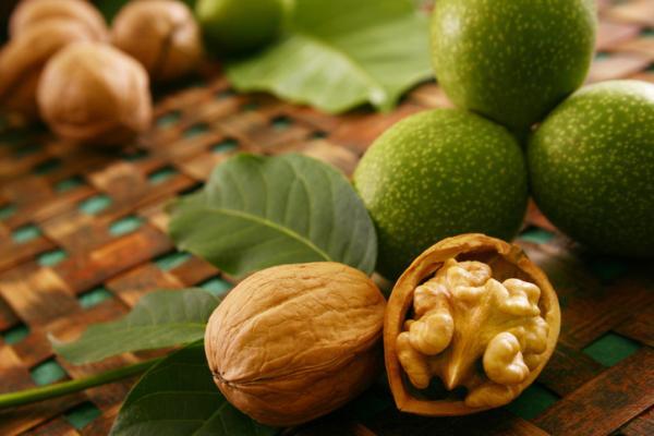 Lista de frutos secos que menos engordan - Nueces, fruto seco para mantener el cuerpo delgado