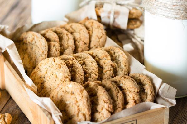 Beneficios de comer galletas integrales - Propiedades y beneficios de las galletas integrales
