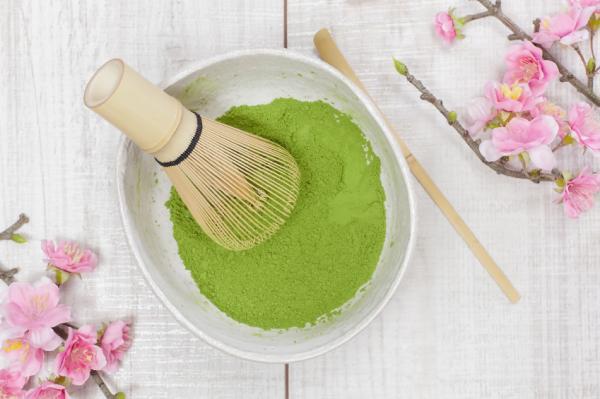 Propiedades y beneficios del té matcha - Rico en antioxidantes
