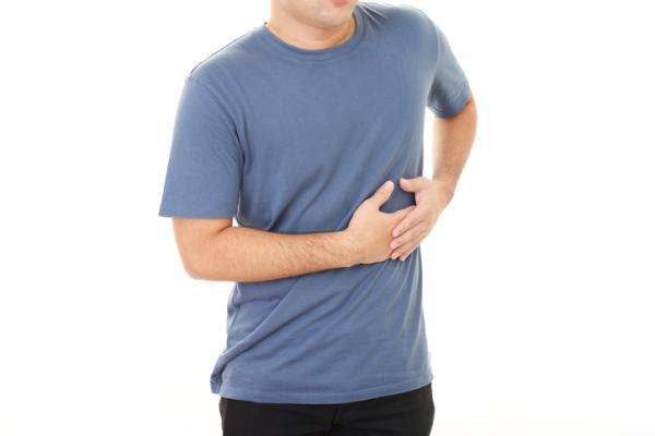 dolor en la parte izquierda del estomago embarazo