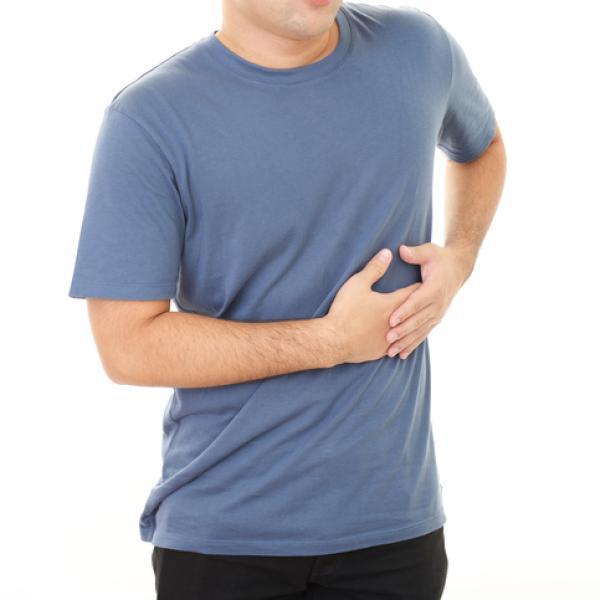 Dolor abajo de las costillas y espalda
