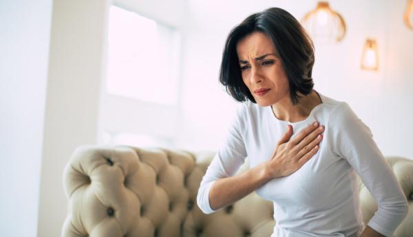 Dolor de espalda a la altura de los pulmones: causas y tratamiento - Problemas cardíacos