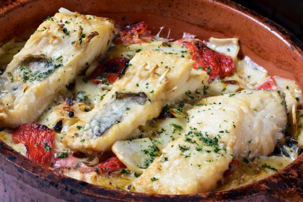 Los alimentos con menos grasa - Pescado: bajo en grasa y rico en proteínas