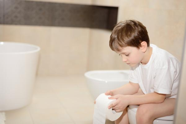 Diarrea con sangre en niños: causas y tratamiento