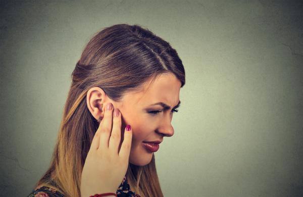 Bultito detras de la oreja