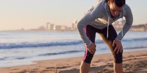 Por qué me duele la barriga después de correr