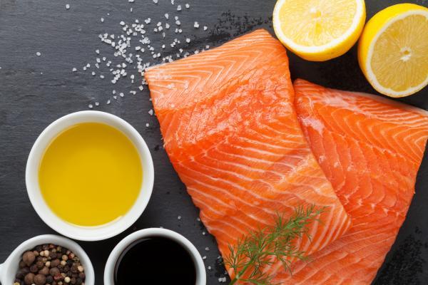 Alimentos ricos en colágeno natural - Pescado