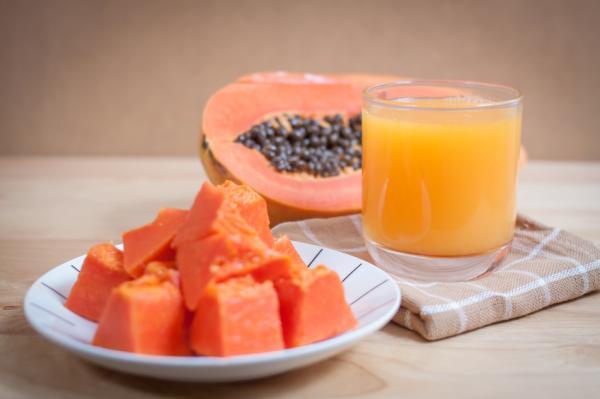 Jugos de frutas para quemar grasa abdominal