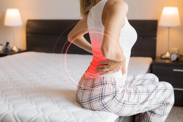 Dolor lumbar al dormir: causas y cómo evitarlo - Causas del dolor lumbar al dormir