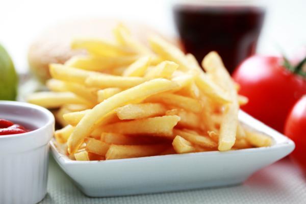 Alimentos malos para el colesterol - Cualquier alimento frito