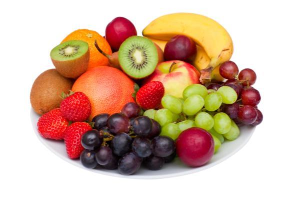 Frutas con carbohidratos: lista completa