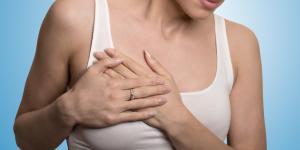 Dolor en el pecho del lado derecho: causas