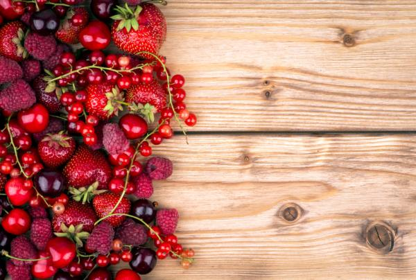 Alimentos ricos en flavonoides y polifenoles - Flavonoides: qué son y para qué sirven