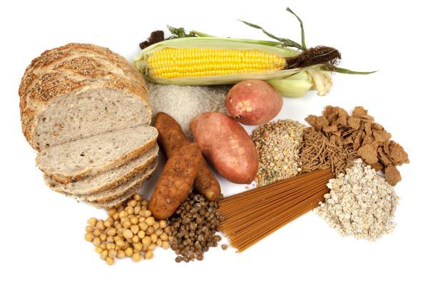 Dieta para el síndrome metabólico - Dieta contra el síndrome metabólico: carbohidratos