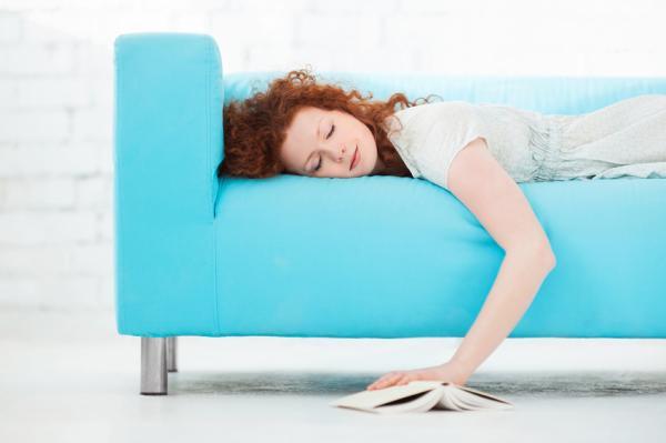 Cómo dormir toda la noche - Duerme siestas cortas