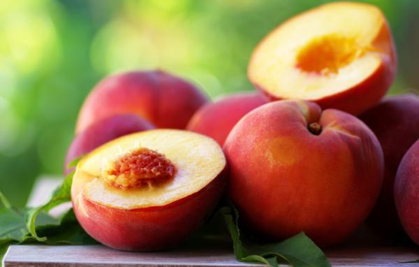 Alimentos fáciles de digerir - Durazno