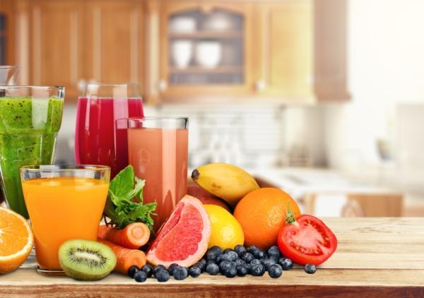 Alimentos para mejorar la fertilidad masculina - Alimentos con vitamina C