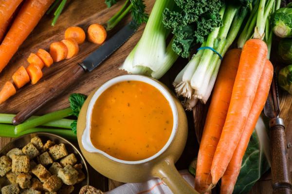 Alimentos para mejorar la fertilidad masculina - Alimentos ricos en vitamina A