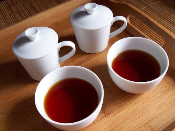 Infusiones para combatir el cansancio - Té negro, extra de teína