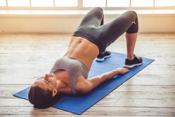 Ejercicios hipopresivos para el postparto - Los mejores ejercicios hipopresivos para el postparto