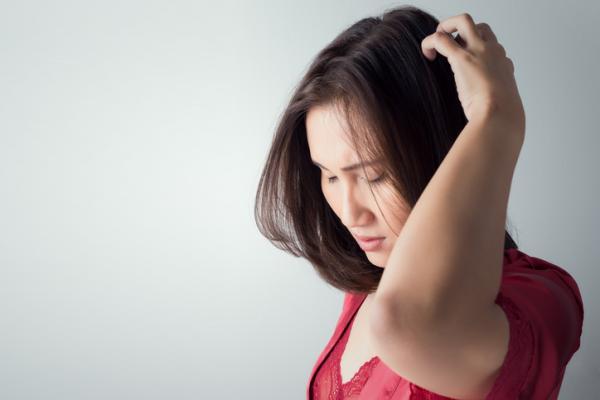 Hormigueo en la cabeza: causas