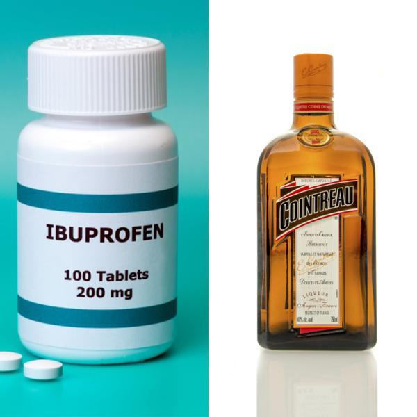 combinar paracetamol y alcohol