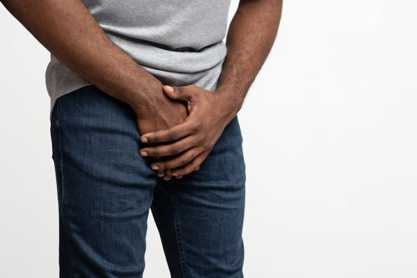 Por qué siento un hormigueo en el glande