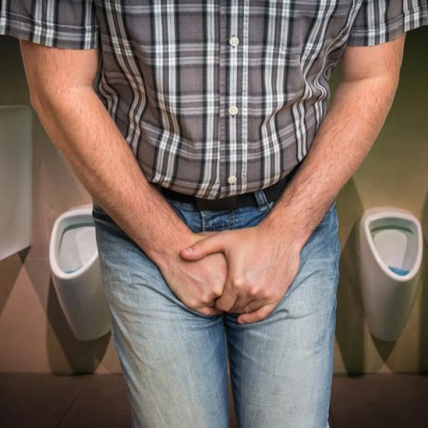 picazón, prostatitis de uretra