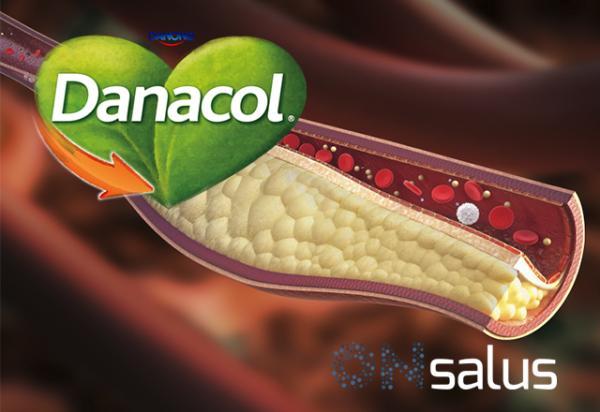 ¿Danacol reduce el colesterol?