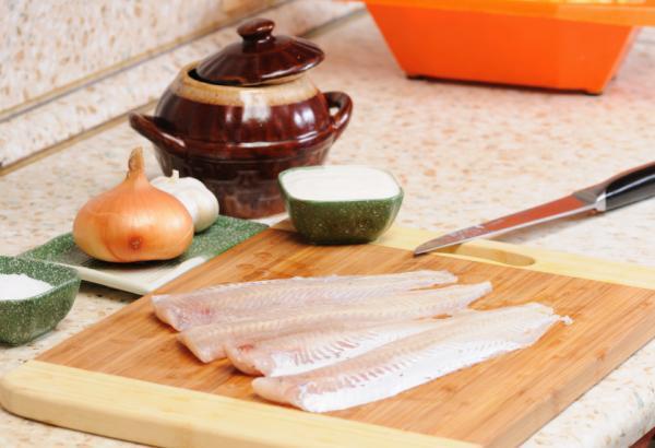 ¿Qué no comer durante el embarazo? - Pescado o mariscos