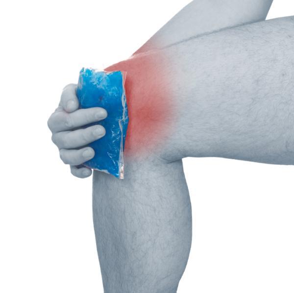 Remedios caseros para derrame de líquido en la rodilla - Método RICE, remedio casero para reducir el líquido en la rodilla