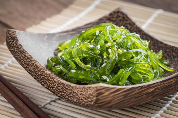 Alimentos que aumentan la testosterona - Algas